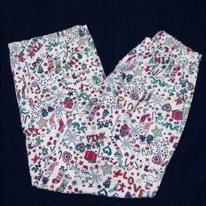 I Only Sleep In Pink💕 Pajama Pants